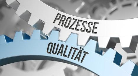 Optimierte Prozesse / Qualität
